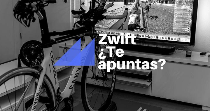 Zwift ¿Te apuntas?