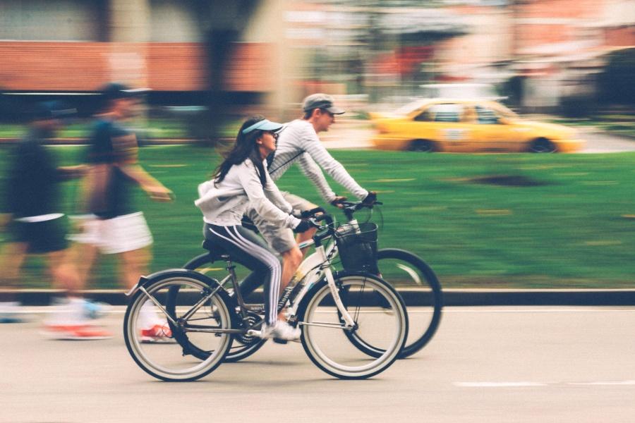 Velocidad bicicleta