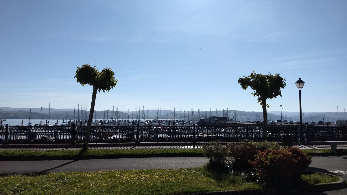 Puerto de Sada