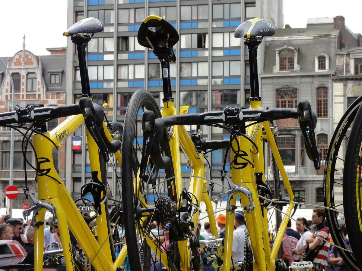 Tour de France Zwift