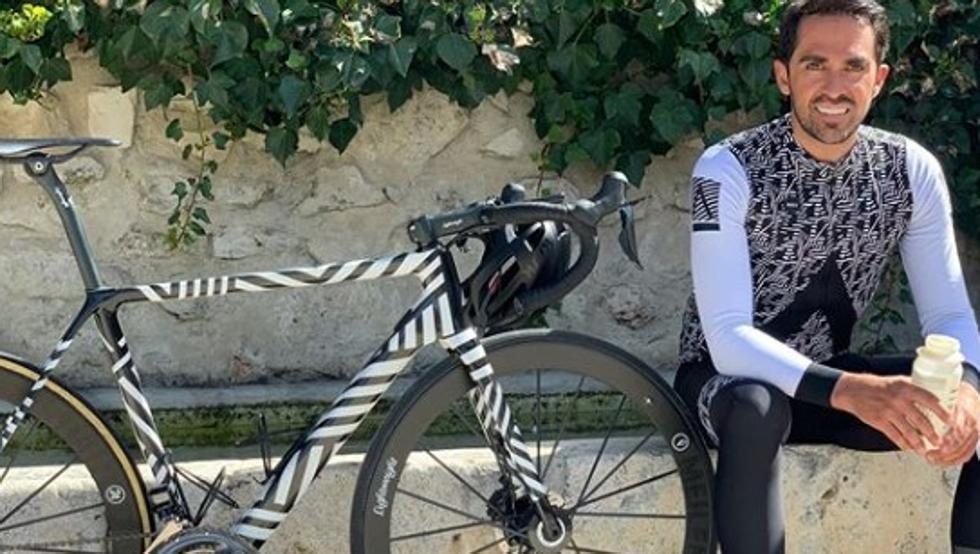 Alberto Contador A Bikes