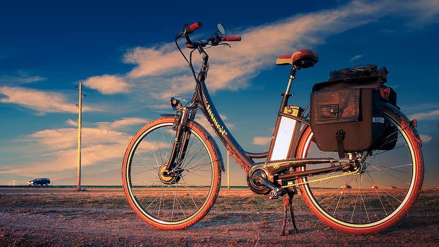 Bici transporte limpio 2